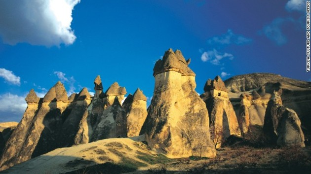 Göreme National Park and the Rock Sites of Cappadocia, Turkey
